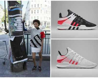 adidas Originals представя колекцията EQT
