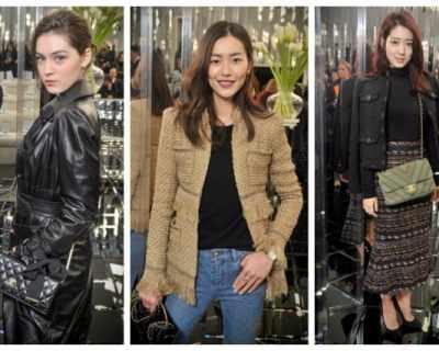 Chanel винаги събира най-богатото звездно присъствие