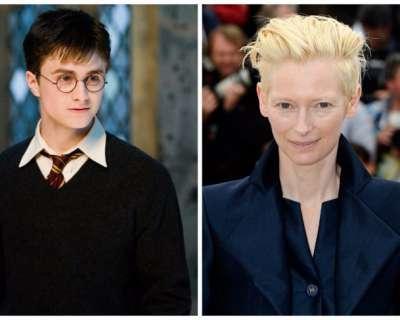 Защо Тилда Суинтън не обича Хари Потър?