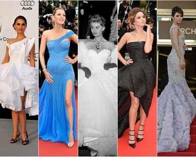Топ 5 на най-впечатляващите рокли от Кан. ...