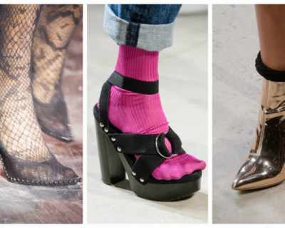 Най-интересните обувки от седмицата на модата в Ню ...