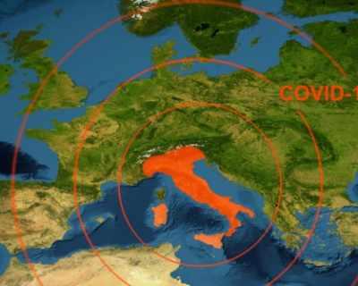 Пътуването в Италия забранено