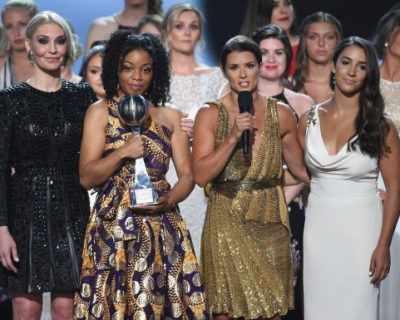 140 изнасилени жени излязоха на сцената
