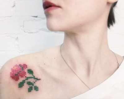 Нова мода в татуировките: ще допадне и на баба ти