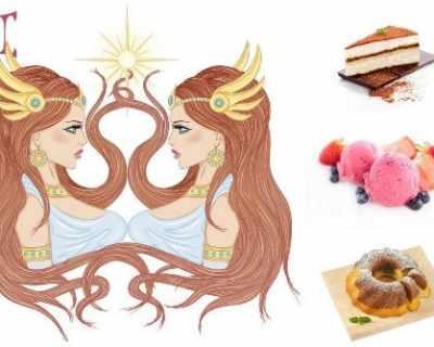 Любимите десерти на зодия Близнаци