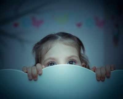 Детските истерии през нощта