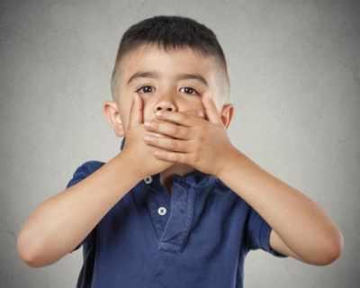 Селективен мутизъм – детска срамежливост или ...