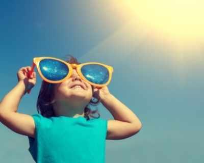 Как да предпазим децата от летните горещини?