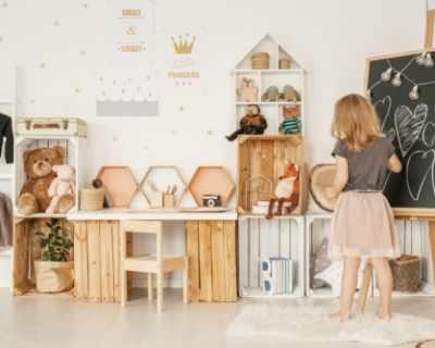 6 деко идеи за модерна детска стая