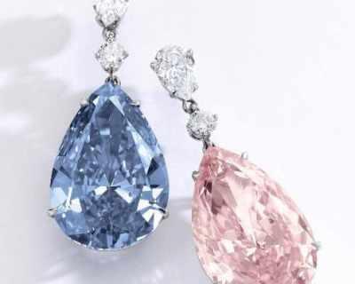 """""""Сотбис"""" продава луксозни диамантени обеци за 68 ..."""