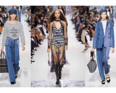 Новата колекция на Christian Dior: От New Look революцията към ...