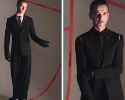 "Вокалист на Depeche Mode участва в ревю на ""Диор"""