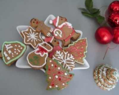 Джинджифилови сладки за ароматна Коледа