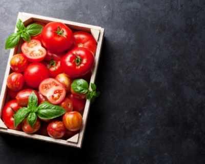 Лятна диета с домати