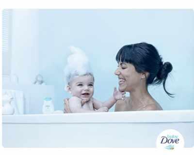 Baby Dove - специална грижа още от първия ден