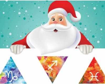 Коя зодия е Дядо Коледа?