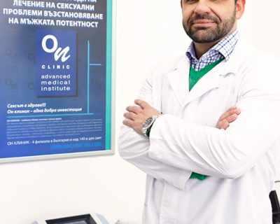 Eректилна дисфункция – диагностика и лечение