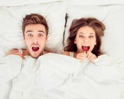 Нощните проблеми на влюбените двойки, които могат ...