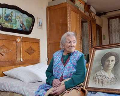 Невероятната история на жената, която доживя до 117 ...
