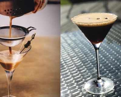 """Коктейлът """"Еспресо мартини"""" със собствен фестивал ..."""