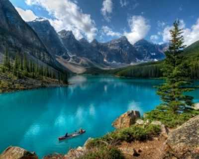 8-те най-красиви езера в Канада