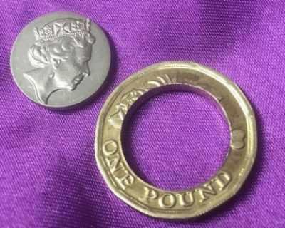 """""""Най-съвършената монета"""" в света се оказа пълна ..."""