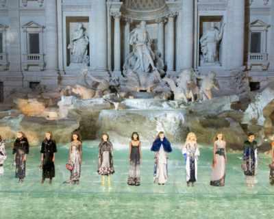 Fendi щe почете Карл Лагерфелд с мащабно шоу в Рим