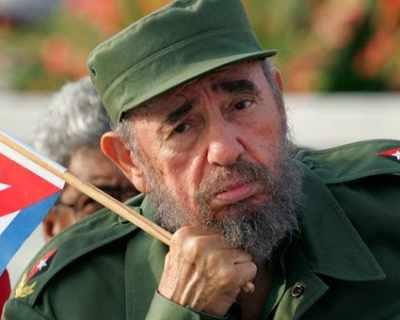 Почина Фидел Кастро
