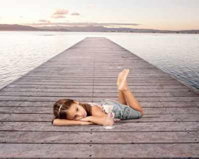Метод за приспиване на детето с пясъчен часовник