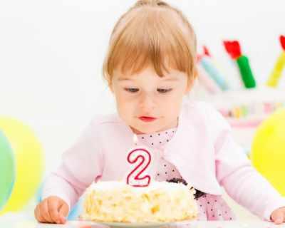 Вече съм на 2 годинки!