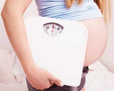 Бременност и наднормено тегло