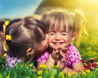Първи приятелства на детето