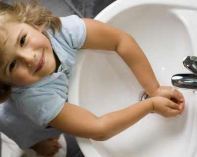Научи детето на лична хигиена!