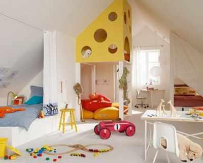 69 Идеи за детската стая