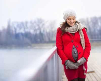 Гид за зимното благополучие на бременната