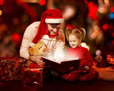 Татко - най-добрият Дядо Коледа