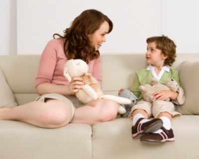 Притежава ли необходимите способности твоето тригодишно дете?