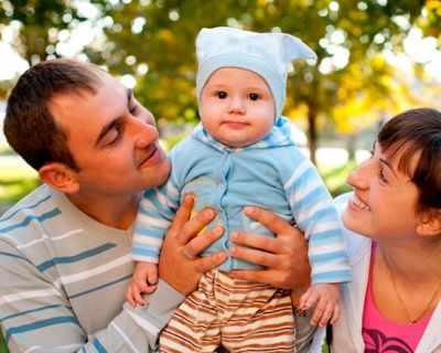 Мама, татко и аз