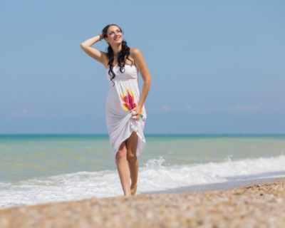 Бременна на море – какво трябва да знаете