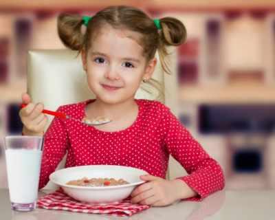 Най-добрата закуска за детето