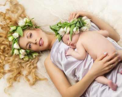 Как да възстановиш енергията си след раждане