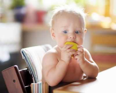 Достатъчно ли се храни детето?