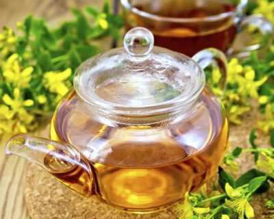 Чай от жълт кантарион подобрява настроението