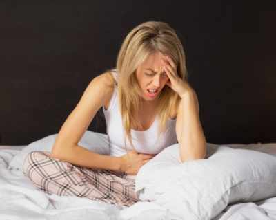 Главоболие по време на бременност