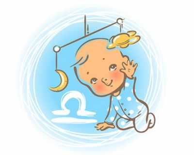 Зодия Везни - детски хороскоп