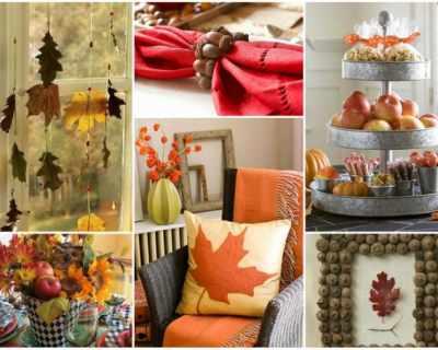 Есен у дома - 80 ИДЕИ