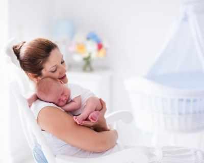 Възстановяване след раждането