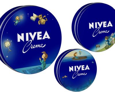 Приказни моменти на грижа с лимитираната серия NIVEA Crème