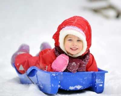 Азбука на зимните забавления