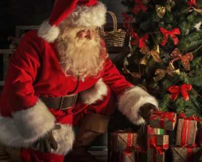 Дядо Коледа в цифри